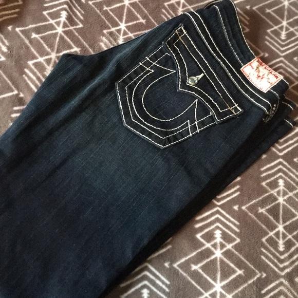 True Religion Denim - True Religion gently worn Jeans